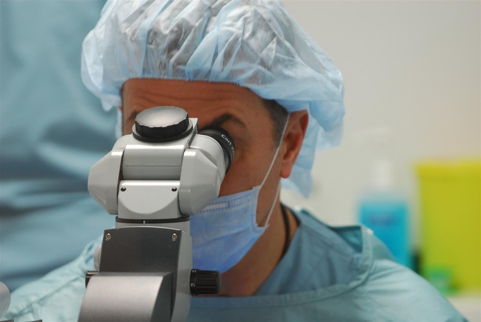 Intralase FemtoSecond Lasik